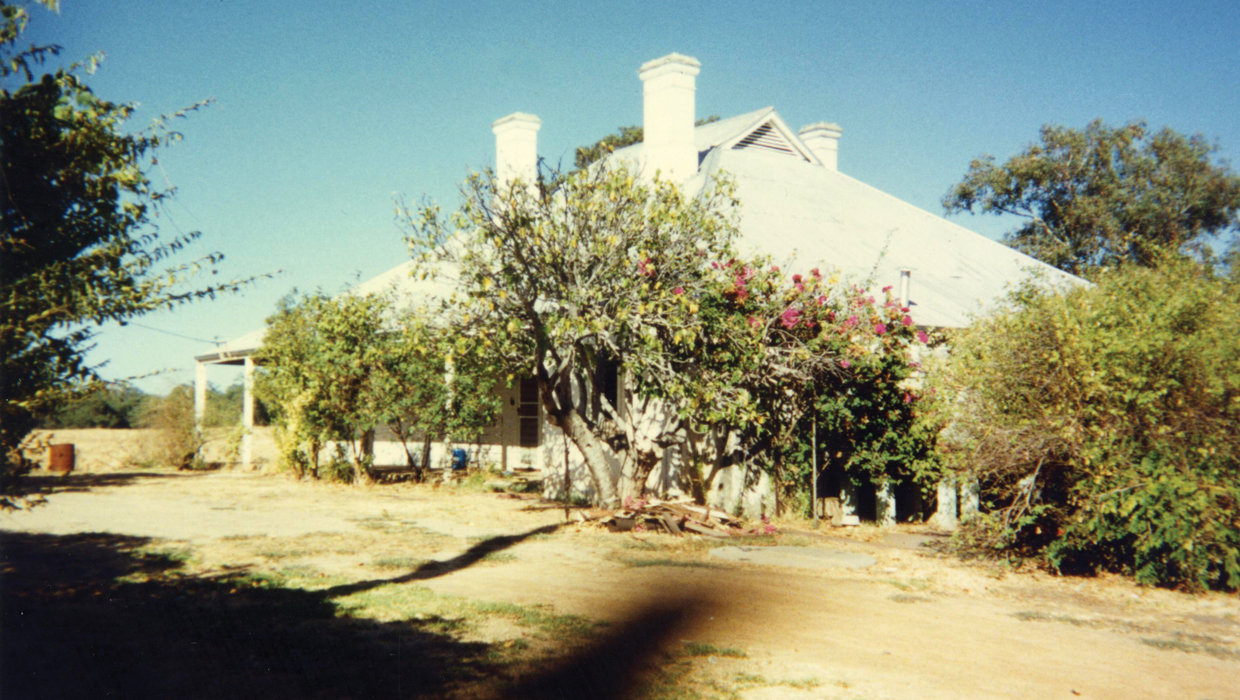 Yule Brook House (Curtis family)